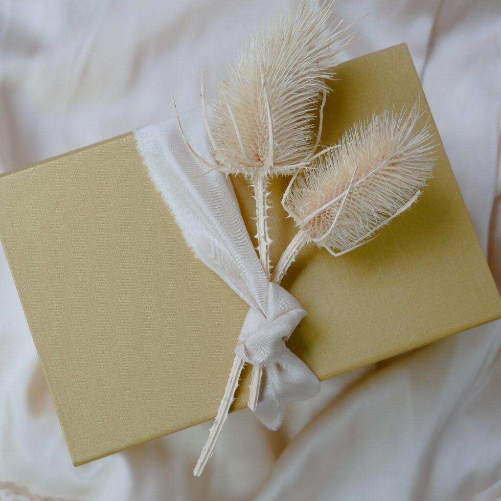 koperta jako prezent dla młodej pary